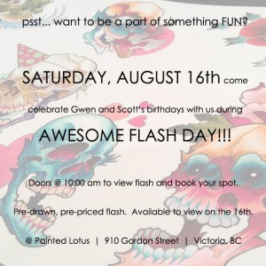 awesome flash day