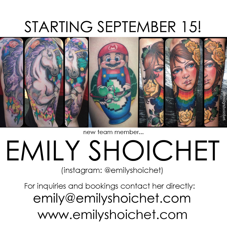 Emily Shoichet